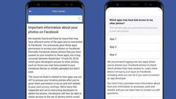 Facebook dính scandal lộ ảnh riêng tư gần 7 triệu người dùng