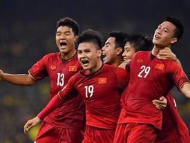Tuyển Việt Nam sẽ được thưởng bao nhiêu nếu vô địch AFF Cup?