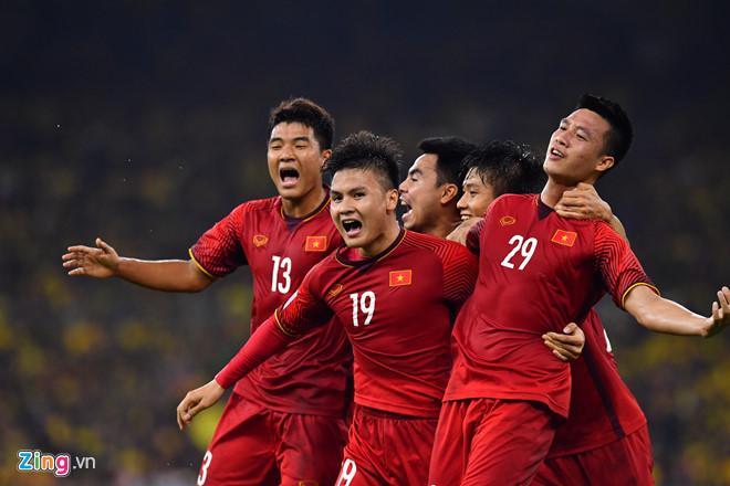 Tuyển Việt Nam sẽ được thưởng bao nhiêu nếu vô địch AFF Cup?-1