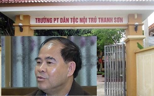 Khởi tố, bắt tạm giam Hiệu trưởng dâm ô hàng chục nam sinh ở Phú Thọ-1