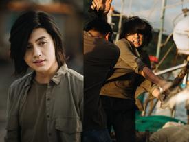 Noo Phước Thịnh để tóc dài, đánh nhau ác liệt trong MV mới