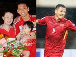 Profile không phải dạng vừa của Nguyễn Anh Đức - cầu thủ vừa nhận 2,2 tỷ đồng tiền mặt khi 'chọc' thủng lưới tuyển Malaysia