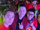 Dàn sao Việt gào 'nổ' mạng xã hội, tưng bừng đi bão ăn mừng tuyển Việt Nam vô địch AFF Cup 2018