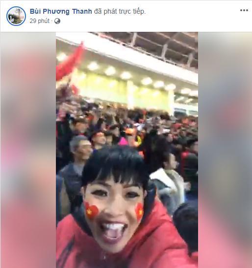 Dàn sao Việt gào nổ mạng xã hội, tưng bừng đi bão ăn mừng tuyển Việt Nam vô địch AFF Cup 2018-5