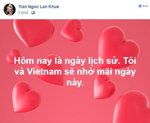 Dàn sao Việt gào nổ mạng xã hội, tưng bừng đi bão ăn mừng tuyển Việt Nam vô địch AFF Cup 2018-8