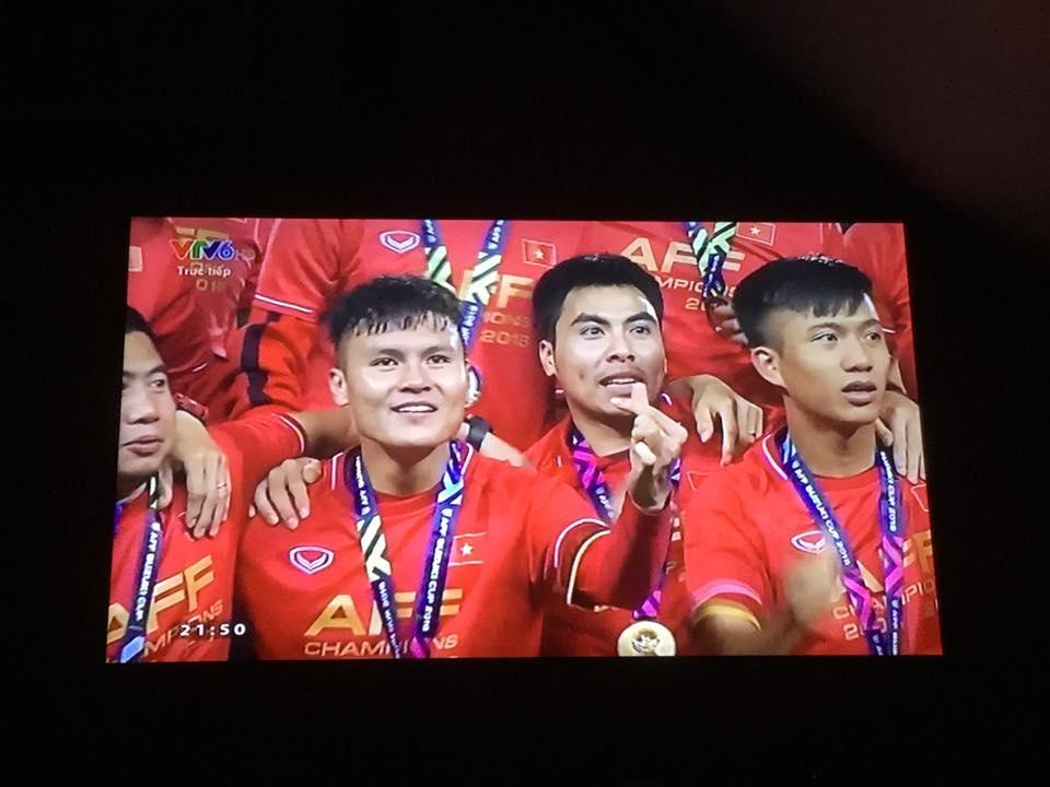 Việt Nam xuất sắc lên ngôi vô địch, bạn gái Quang Hải bày tỏ không thể tin nổi trước sự thật này-2
