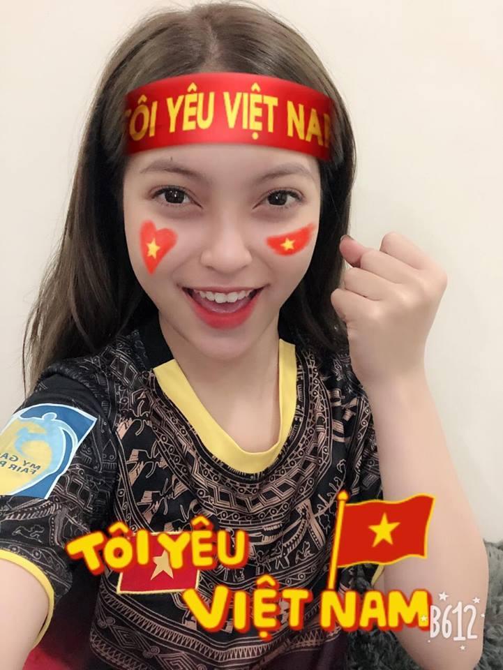 Việt Nam xuất sắc lên ngôi vô địch, bạn gái Quang Hải bày tỏ không thể tin nổi trước sự thật này-3