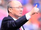 HLV Park Hang Seo: 'Bóng đá là thứ duy nhất tôi có thể làm tốt'