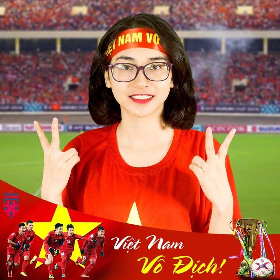 Bà mẹ 8X không chỉ đoán trúng tỷ số trận chung kết mà còn viết nhạc tri ân thầy trò HLV Park Hang Seo cực hay-1