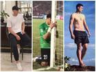 Không chỉ 'đẳng cấp' trên sân cỏ, thủ môn Văn Lâm còn 'chuốc mê' chị em nhờ body cực phẩm và style soái ca