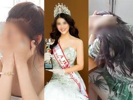 Liên quan tới vụ bán dâm 25.000 USD: Nữ MC khẳng định hàm oan, 2 nàng hậu đổ lỗi cho hoàn cảnh
