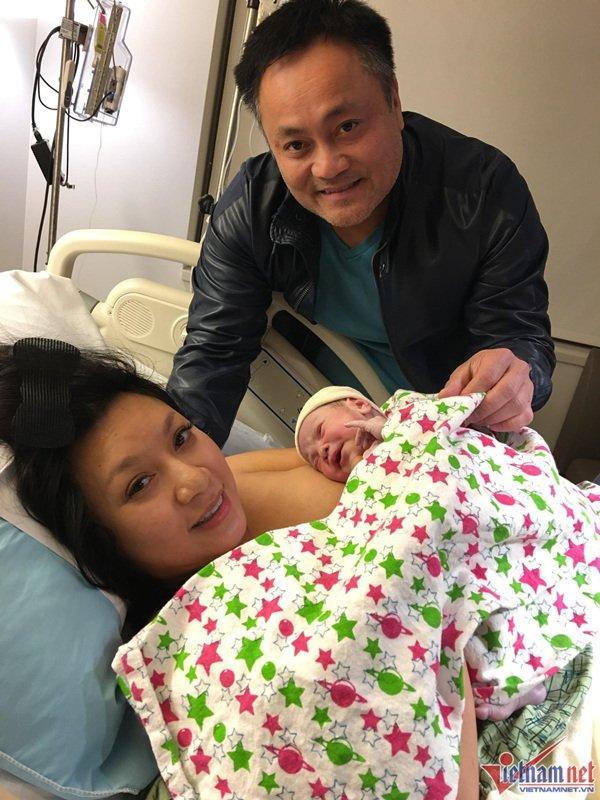 Biểu tượng gợi cảm Y Phụng khoe con gái tròn 1 tuổi ở Mỹ-6