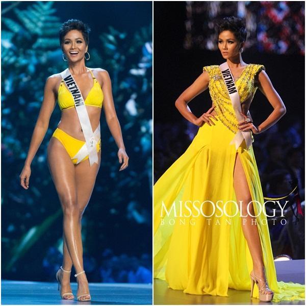 Giới chuyên gia sắc đẹp đối nghịch quan điểm khi dự đoán kết quả của HHen Niê tại Miss Universe 2018-2