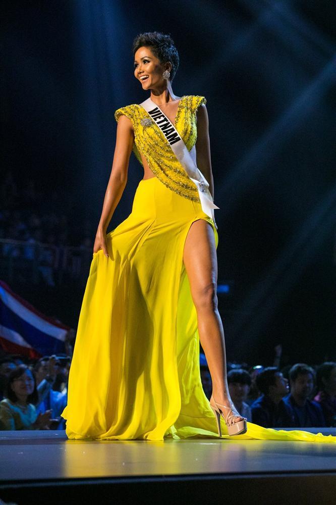 Giới chuyên gia sắc đẹp đối nghịch quan điểm khi dự đoán kết quả của HHen Niê tại Miss Universe 2018-4