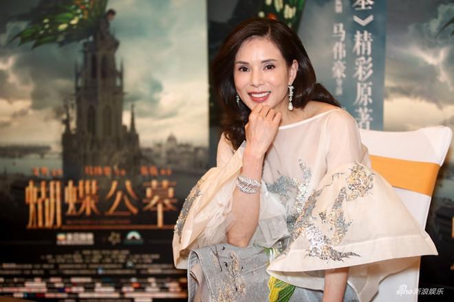 Lý Nhược Đồng bất ngờ tiết lộ không thích vai Vương Ngữ Yên trong Thiên Long Bát Bộ-3