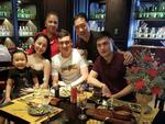 NSND Đặng Hùng và Linh Nga cảm ơn Đặng Văn Lâm cùng tuyển Việt Nam-5