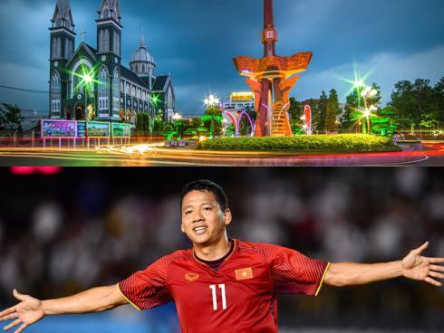 Về thăm quê hương người hùng đem lại chức vô địch cho Việt Nam tại AFF Cup 2018