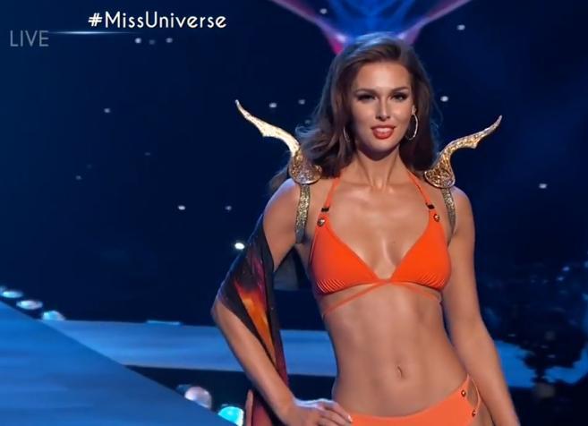 HHen Niê trình diễn bikini cực đỉnh trong top 10 chung cuộc-5