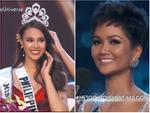 Rò rỉ bảng điểm Miss Universe 2018: HHen Niê hạng nhất nhiều phần thi, trượt Á hậu chỉ trong gang tấc?-6