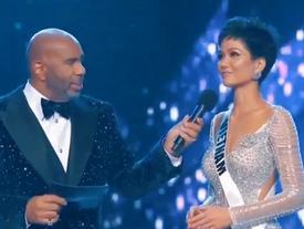 Clip: Phần thi ứng xử cực tự tin về phong trào #Metoo của H'Hen Niê khi lọt top 5 Miss Universe 2018