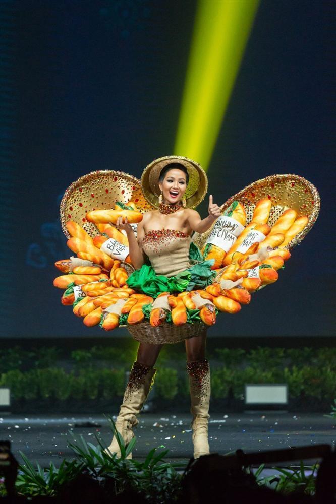 HHen Niê: Từ cô gái Tây Nguyên nghèo khó tới nhan sắc đoạt top 5 Miss Universe huy hoàng đấu trường quốc tế-9