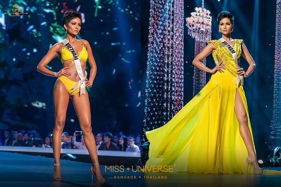 HHen Niê: Từ cô gái Tây Nguyên nghèo khó tới nhan sắc đoạt top 5 Miss Universe huy hoàng đấu trường quốc tế-12