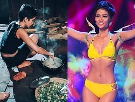 H'Hen Niê: Từ cô gái Tây Nguyên nghèo khó tới nhan sắc đoạt top 5 Miss Universe huy hoàng đấu trường quốc tế