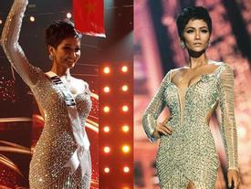 Dàn sao Việt xúc động đến nghẹn ngào khi H'Hen Niê xác lập kỳ tích tại Miss Universe 2018