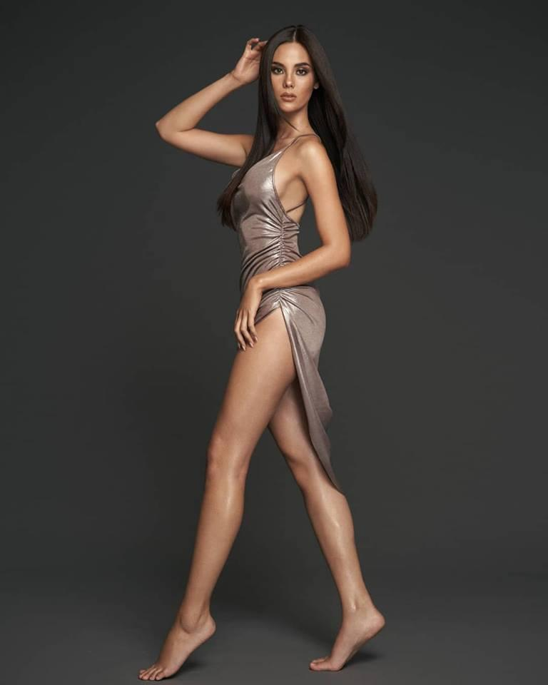 Cận cảnh vẻ đẹp lai tây hút hồn của Catriona Gray - Tân Hoa hậu Hoàn vũ 2018-16