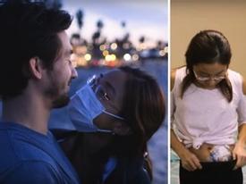 Hẹn hò qua ứng dụng trực tuyến, cô gái bất ngờ được bạn trai 'ảo' hiến thận thật