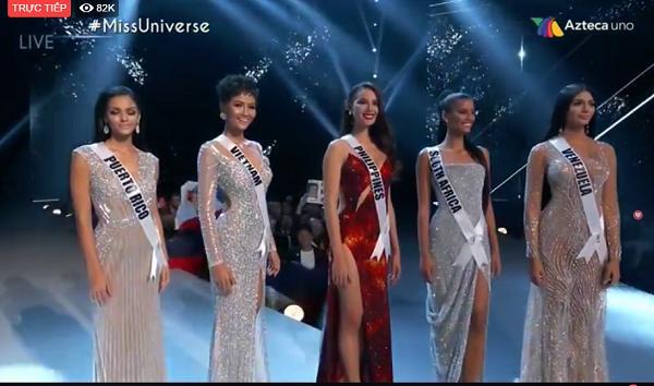 HHen Niê trượt top 3 Miss Universe 2018, dân mạng đồng loạt xướng tên và truy tìm info của biên dịch viên nói không sõi-1