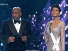 H'Hen Niê trượt top 3 Miss Universe 2018, dân mạng đồng loạt xướng tên và truy tìm info của biên dịch viên 'nói không sõi'