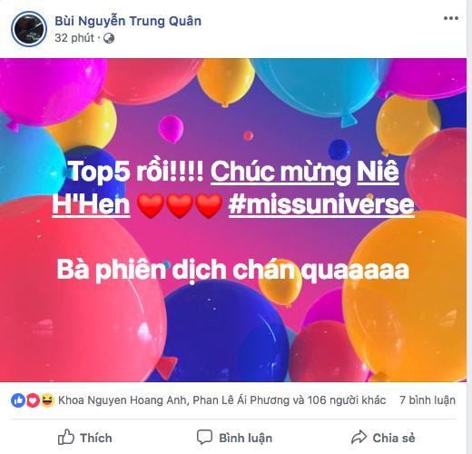 HHen Niê trượt top 3 Miss Universe 2018, dân mạng đồng loạt xướng tên và truy tìm info của biên dịch viên nói không sõi-3