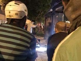 Kinh hãi thấy xác thanh niên treo lơ lửng tại nhà chờ xe buýt