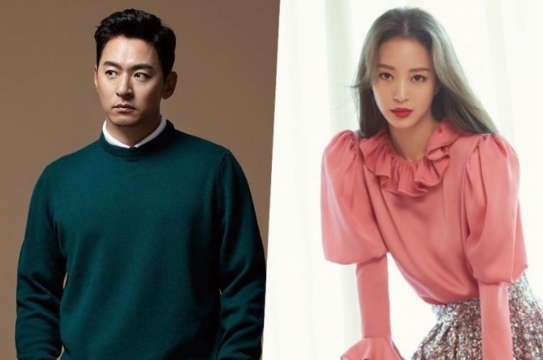 Cặp đôi đũa lệch Park Bo Young - Jo In Sung đẹp đôi trên thảm đỏ-7