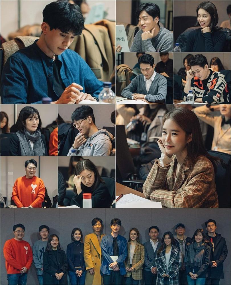 Cặp đôi đũa lệch Park Bo Young - Jo In Sung đẹp đôi trên thảm đỏ-5