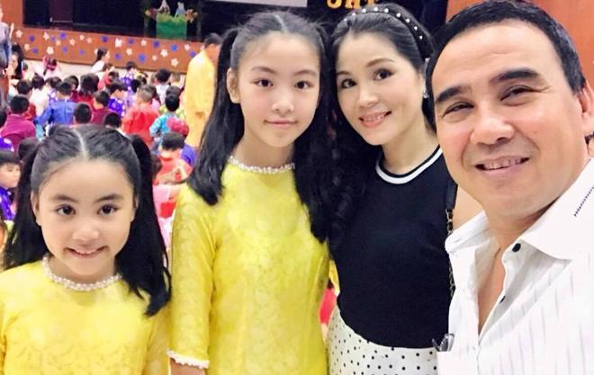 Vợ MC Quyền Linh tiếp tục khoe ảnh cận mặt con gái, dân mạng tấm tắc: Chấm điểm 10 vì góc chụp nào cũng xinh hoàn hảo-1