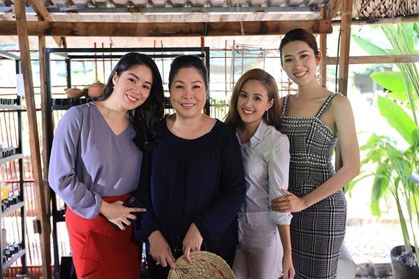 Gạo Nếp Gạo Tẻ xác nhận tăng thêm 9 tập, hé lộ cái kết viên mãn cho chị em Hương - Hân-1