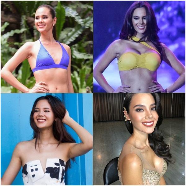 Đẹp như tân Hoa hậu Hoàn vũ 2018 Catriona Gray vẫn bị soi khuyết điểm nhan sắc không thể chỉnh sửa-15