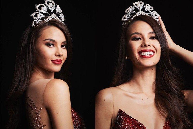 ĐIỀM BÁO: 11 năm trước, mẹ ruột đã mơ thấy Catriona Gray mặc váy đỏ đăng quang Hoa hậu Hoàn vũ-7