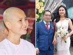 Đội tóc giả nhưng mỹ nhân có mái tóc đẹp nhất Hoa hậu Việt Nam 2014 Nguyễn Thị Hà vẫn rạng rỡ trong ngày đại hỉ-10