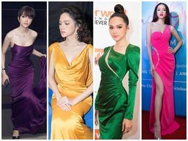 Hương Giang Idol đã đạt đến cảnh giới này rồi sao: ĐẸP bất chấp kiểu tóc hay mẫu váy kén dáng nhất