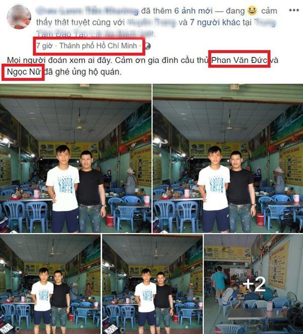 Hết bị nghi check-in ở khách sạn, Văn Đức và top 10 Hoa hậu Việt Nam 2017 lại rủ nhau đi ăn uống-2