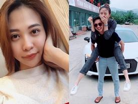 Đàm Thu Trang thông báo 'ủ béo' thành công, dân mạng đồn đoán: 'Hay nàng sắp có Cường con?'