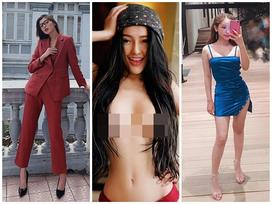 Ngân 98 bán nude mừng tuyển Việt Nam vô địch AFF Cup nổi bật nhất STREET STYLE tuần qua
