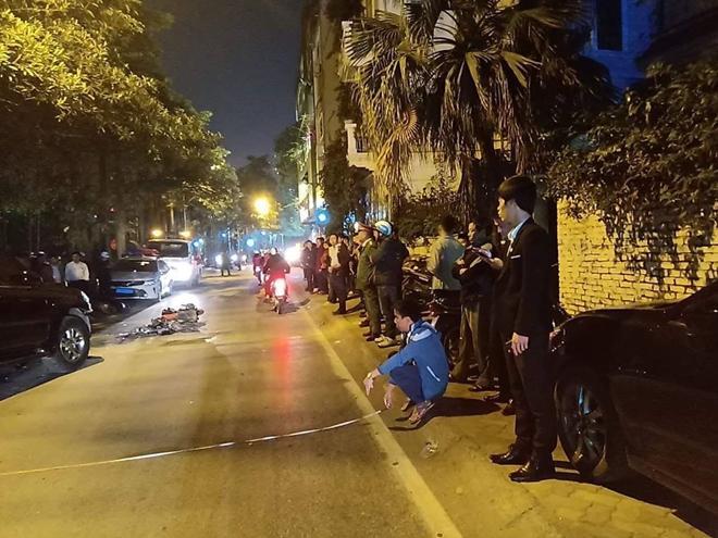 Nữ lái xe Lexus gây tai nạn liên hoàn trên phố Trích Sài có nồng độ cồn cao-4