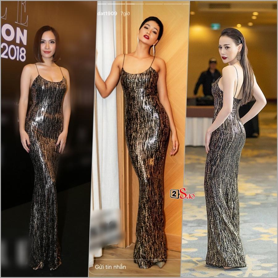 Hoa hậu bình dân HHen Niê đụng hàng liên tiếp với gái ngành Quỳnh búp bê Phương Oanh và Ái Phương-8