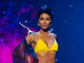 Sau kỳ tích top 5 Miss Universe, H'Hen Niê giúp Việt Nam thăng hạng 8 trên bản đồ sắc đẹp thế giới