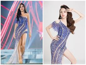 'Đụng hàng' với Hương Giang Idol thì Á hậu Phương Nga hay bất kể mỹ nhân nào cũng phải 'dè chừng'
