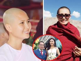 Phương Thanh ngẫm triết lý 'Hoa rơi cửa Phật' nhân tin shock về mỹ nữ Hoa hậu Việt Nam bị tố giật chồng